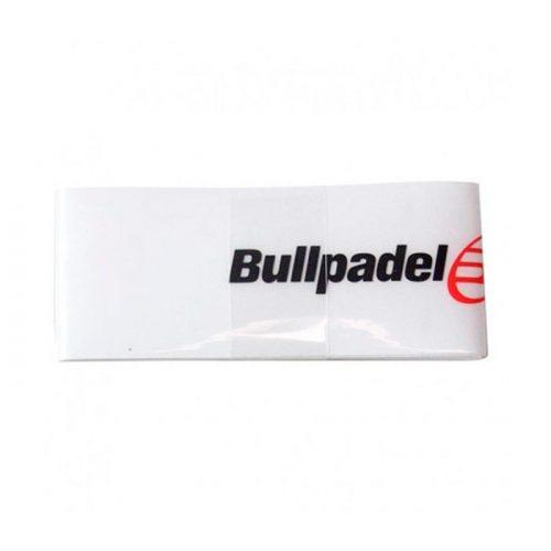 protector bullpadel blanco