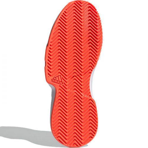 zapatillas adidas courtjam xj negro suela