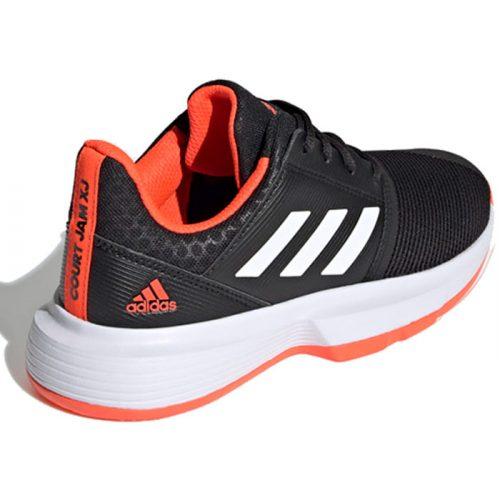 zapatillas adidas courtjam xj black