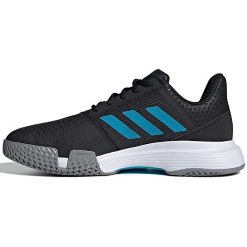 zapatillas adidas courtjam bounce black 2021