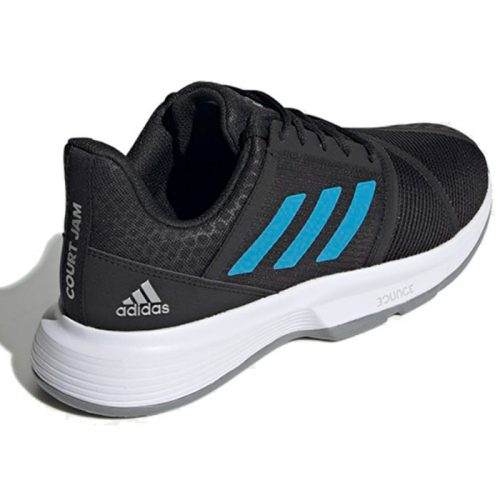 zapatillas adidas courtjam bounce black 21