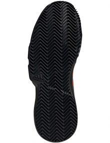 zapatillas adidas courtjam bounce clay black suela