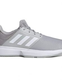 zapatillas adidas gameocurt grises