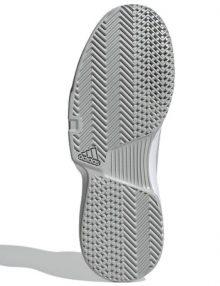 zapatillas adidas gameocurt grises suela