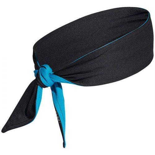 cinta adidas aeroready negro azul