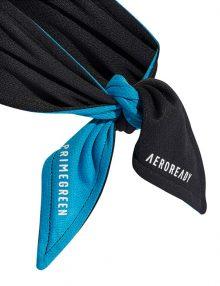 cinta adidas aeroready negro azul 21