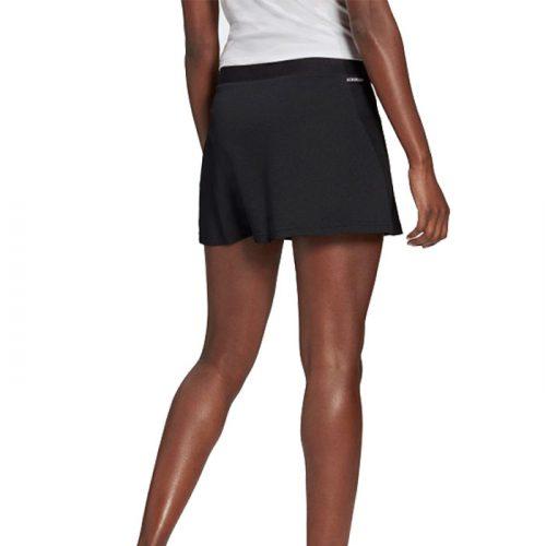 falda adidas club negra 21