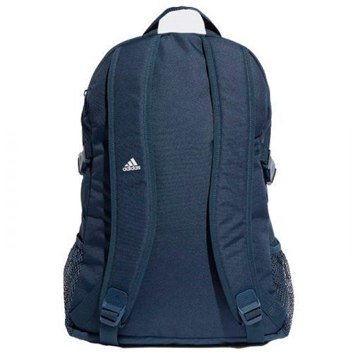 mochila adidas power v azul y blanco 2021