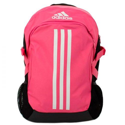 mochila adidas power v pink