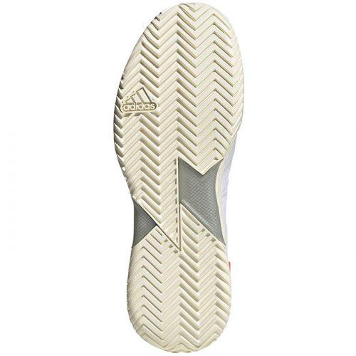 zapatillas adidas adizero ubersonic 4 blanco suela