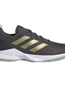 zapatillas adidas court control woman gris
