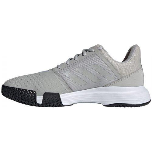 zapatillas adidas courtjam bounce plata 21