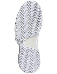 zapatillas adidas courtjam bounce blanco suela