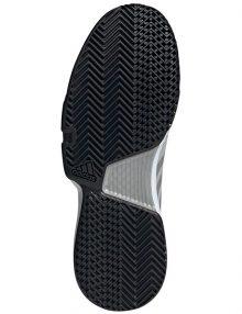 zapatillas adidas courtjam bounce plata 2021