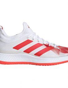 zapatillas adidas defiant generation blancas y rojas 2021