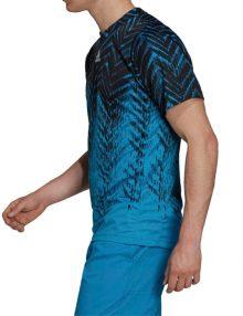 camiseta adidas freelift azul