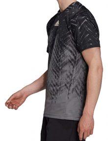 camiseta adidas freelift gris 21