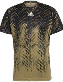 camiseta adidas freelift verde 21