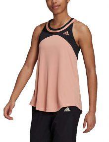 camiseta tirantes club rosa