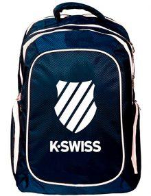 mochila kswiss core azul