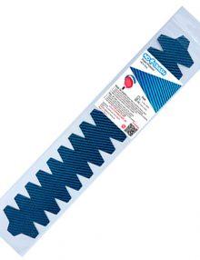 protector fibra azul xl