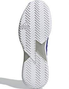 zapatillas adidas adizero ubersonic 4 sonic ink suela