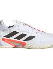 zapatillas adidas barricade blancas 2021