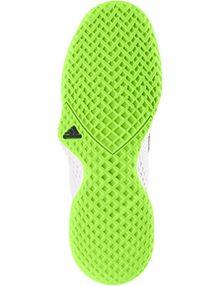 zapatillas adidas court control blancas suela