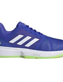 zapatillas adidas courtjam bounce azul sonic 21