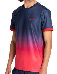 camiseta nox pro azul 2021
