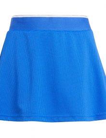 falda adidas club azul junior