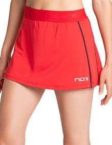 falda nox pro roja