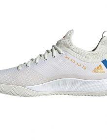 zapatilla adidas defiant generation white