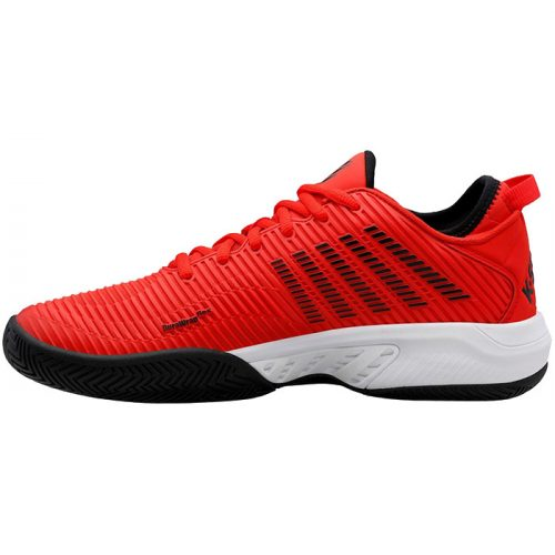zapatillas kswiss hypercourt supreme rojas 21
